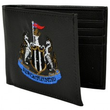 NEWCASTLE UNITED EMBROIDERED WALLET