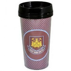 WEST HAM UNITED TRAVEL MUG