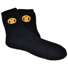 MANCHESTER UNITED THERMAL SOCKS SIZE 6 - 11