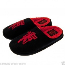 MANCHESTER UNITED MULE SLIPPERS
