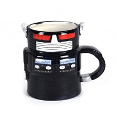 DARK BLUE NOVELTY ROBOT MUG