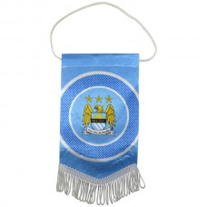 MANCHESTER CITY MINI PENNANT