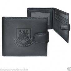 WEST HAM UNITED EMBOSSED WALLET
