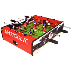 "LIVERPOOL 20"" TABLE FOOTBALL GAME"
