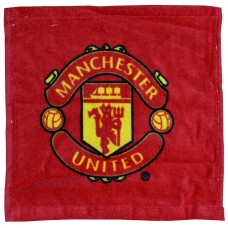 MANCHESTER UNITED FACE CLOTH