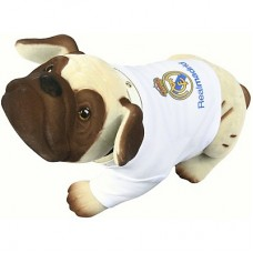 REAL MADRID NODDING DOG