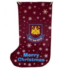 WEST HAM UNITED JUMBO STOCKING