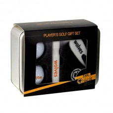 WOLVES PLAYERS GOLF TIN