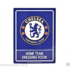 CHELSEA TIN HOME DRESSING ROOM SIGN