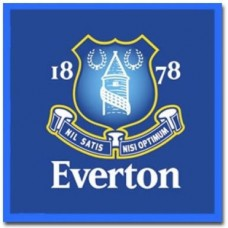 EVERTON FACE CLOTH