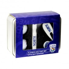 WEST BROM PLAYERS GOLF TIN