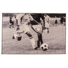 FOOTBALL MATCH RUG RUG 100CM X 160CM